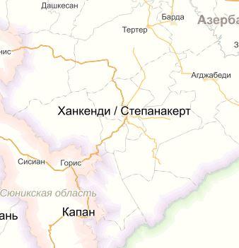 Yandex Karabachas