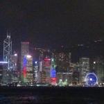 Honkongas - šviesų ir jūrų miestas