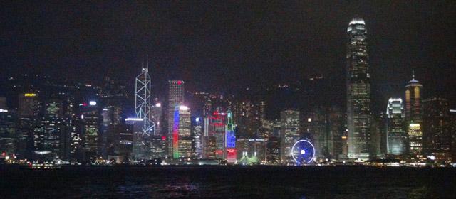 Honkongas – šviesų ir jūrų miestas