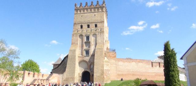 Vakarų Ukraina – lietuviškos pilys, ukrainietiška viltis