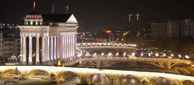 Makedonija. Senutėje žemėje – naujausia Europos tauta