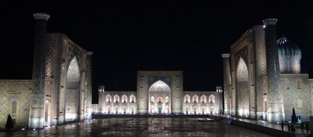 Uzbekija – sovietiškas šilko kelias