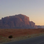 Jordanija - dykuma, persunkta istorijos