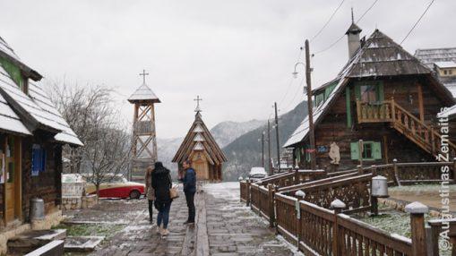 Drvengradas Serbijoje