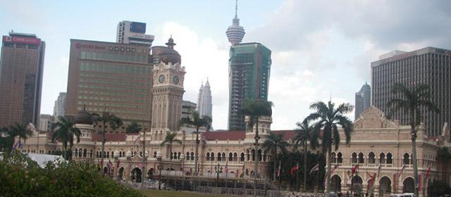 Malaizijos pusiasalis šauna į ateitį