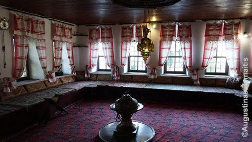 Svrzo namas Sarajeve
