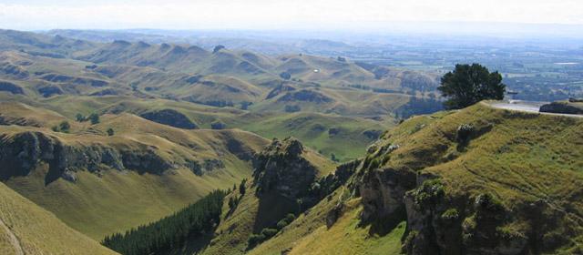 Naujoji Zelandija – žalia pasaulio provincija