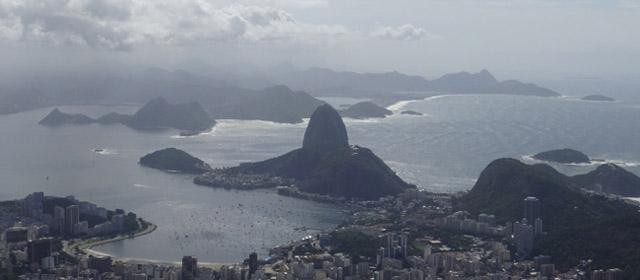 Brazilija – džiunglių ir švenčių šalis
