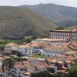 Minas Žeraisas - kalnuoti Brazilijos aukso miesteliai