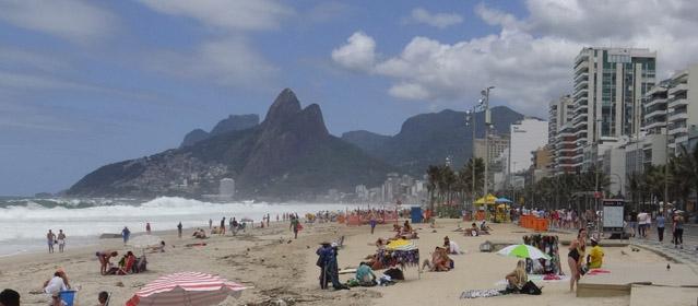 Rio de Žaneiras – gamta ir linksmybės