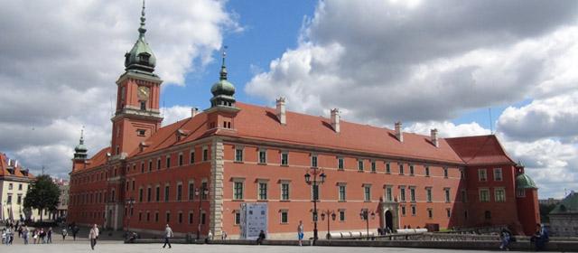 Varšuva – atstatytas mūsų karalių miestas