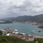 JAV Mergelių Salos - Amerikos Karibai