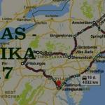 Tikslas - Amerika. Mano misija rasti Lietuvą JAV