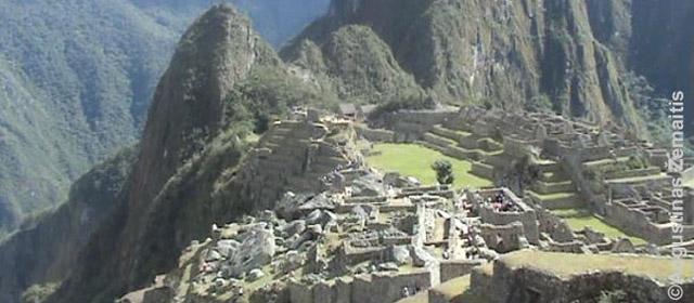 Įdomiausi Amerikos indėnų civilizacijų griuvėsiai