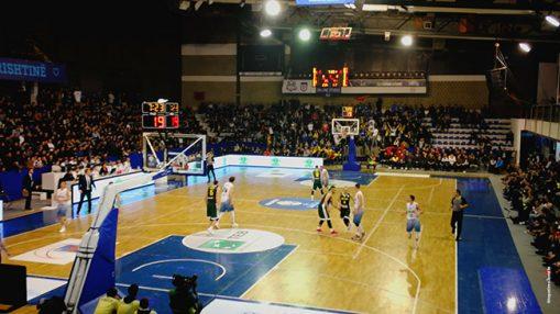 Krepšinio varžybos Lietuva-Kosovas