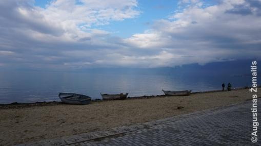 Ohrido ežeras Pogradece