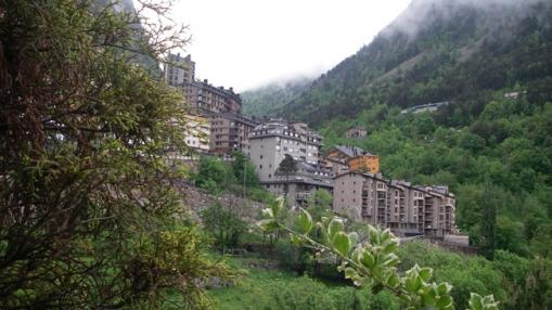 Andoros kalnai