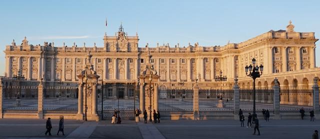 Madridas – šėlstantis senovinis didmiestis