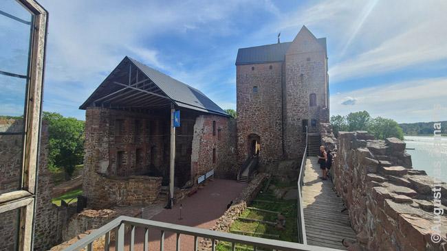 Kastelholmo pilis Alanduose