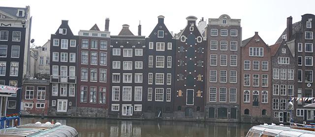 Amsterdamas – kanalų, dviračių, nuodėmių miestas