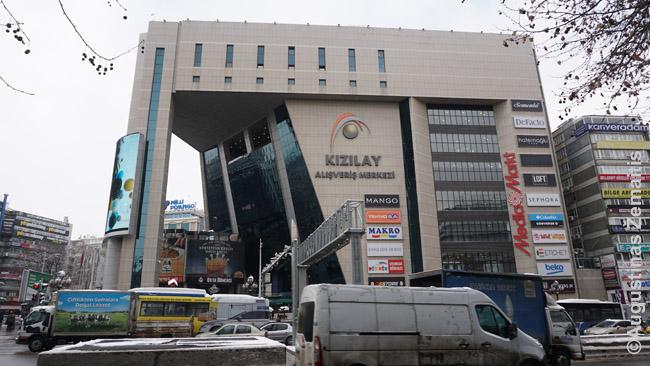 Prekybos centras Ankaroje