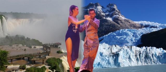 Argentina – tropikų ir ledynų tango