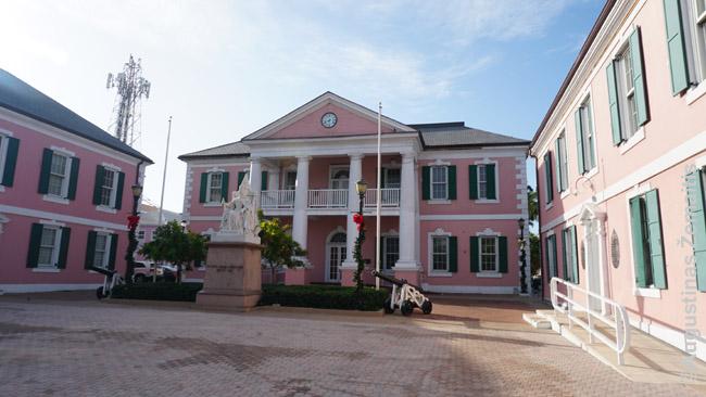Bahamų parlamentas Nasau