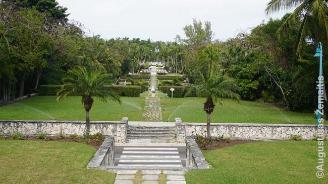 Versalio sodas Bahamuose