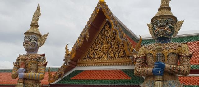 Bankokas – rytietiška pasaulio turizmo sostinė