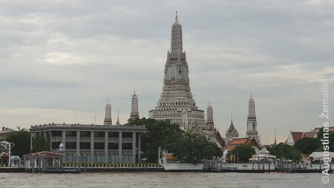 Wat Arun šventykla Bankoke