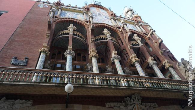 Barselonos filharmonija