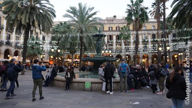 Barselonos Karalių aikštė