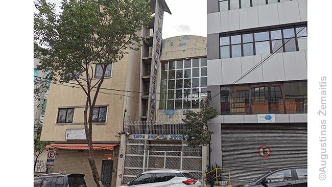 Litvakų sinagoga San Paule