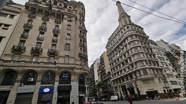 Argeninos praeities didybė atsispindi XX a. pradžios pastatų dydyje ir puošnume - Europoje analogų sunkiai rasi