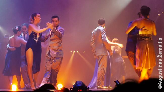 Tango spektaklis
