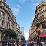 Buenos Airės - nusigyvenęs pietų Paryžius