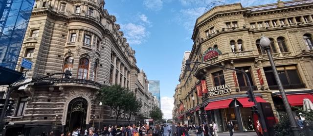 Buenos Airės – nusigyvenęs pietų Paryžius