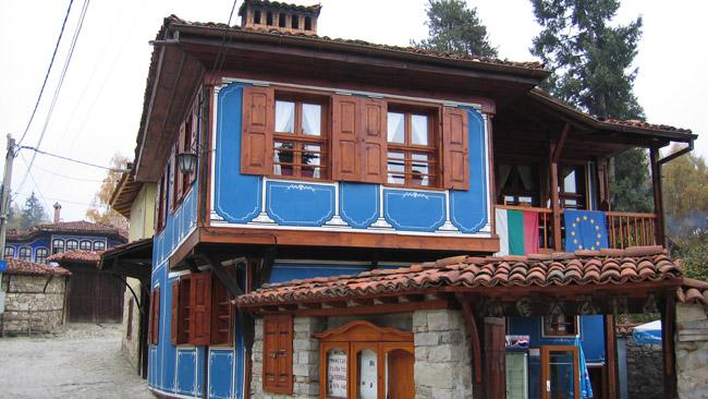 Koprivšticos namai