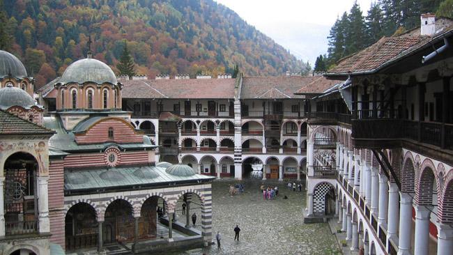 Rilos vienuolynas