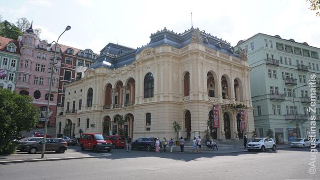 Karlovy Varų teatras