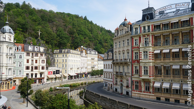Karlovy Varų kurortas