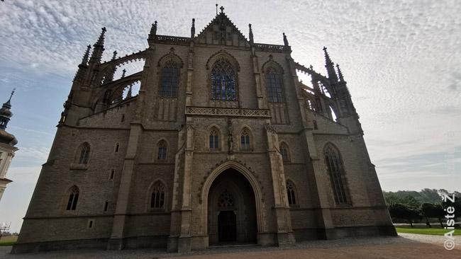 Kutna Horos Šv. Barboros bažnyčia