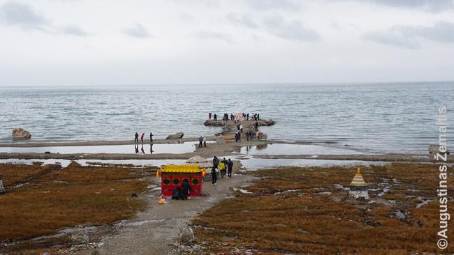 Činghajaus ežeras