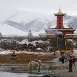 Mažasis Tibetas - Kinijos Činghajaus provincija