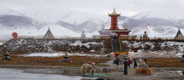 Mažasis Tibetas – Kinijos Činghajaus provincija