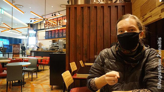 Paskutiniame pasaulio Bruxie restorane