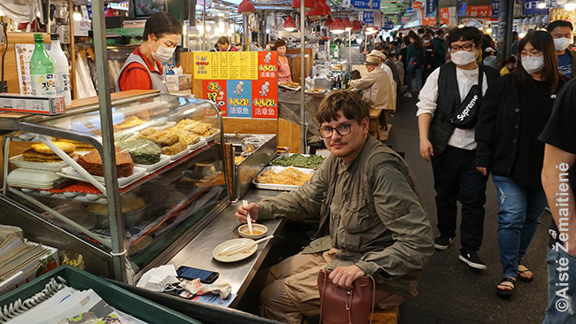 Seulo maisto turguje