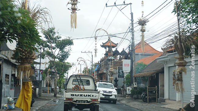 Balio gatvė