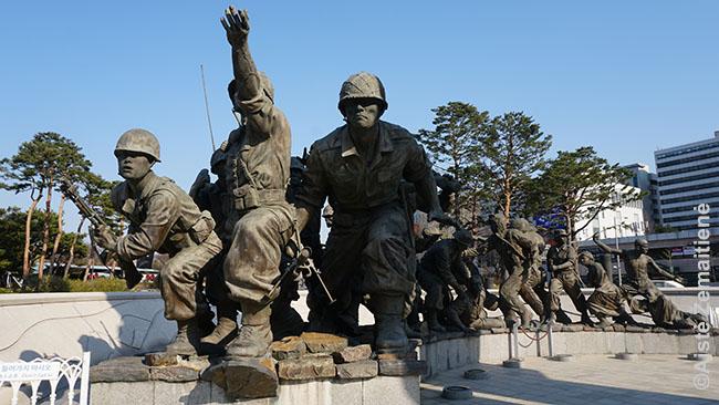 Korėjos karo memorialas