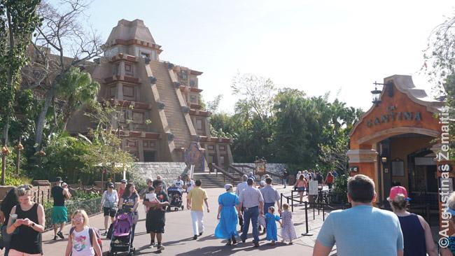 Meksikos zona Pasaulinėje parodoje